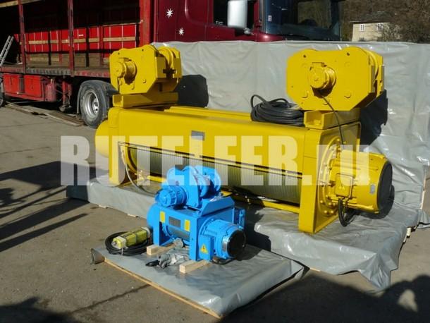 Telfer 16 tonn i Telfer 2 tonny - Грузоподъемные механизмы из Болгарии