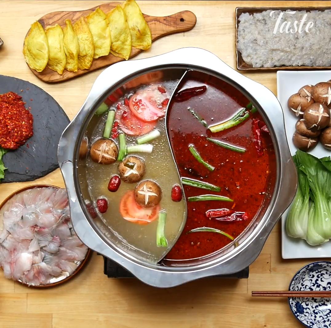 Китайский самовар хого. Как в нём приготовить традиционное блюдо.