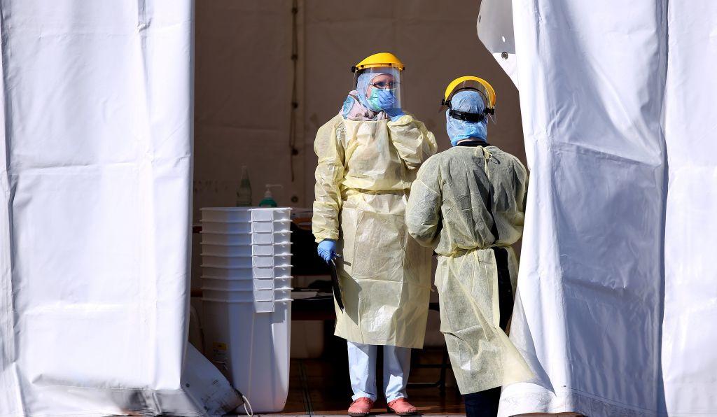 В Германии заражённых коронавирусом уже 31 554