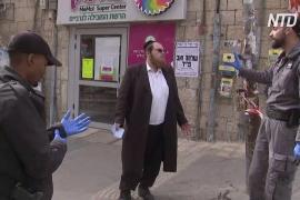 Израильтянам запретили отходить от своих домов дальше 100 м