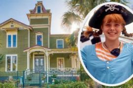 Дом Пеппи Длинныйчулок продаётся во Флориде