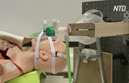 В Германии разработали простые аппараты ИВЛ для разгрузки больниц