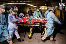 Умерших от COVID-19 во Франции уже больше 4000