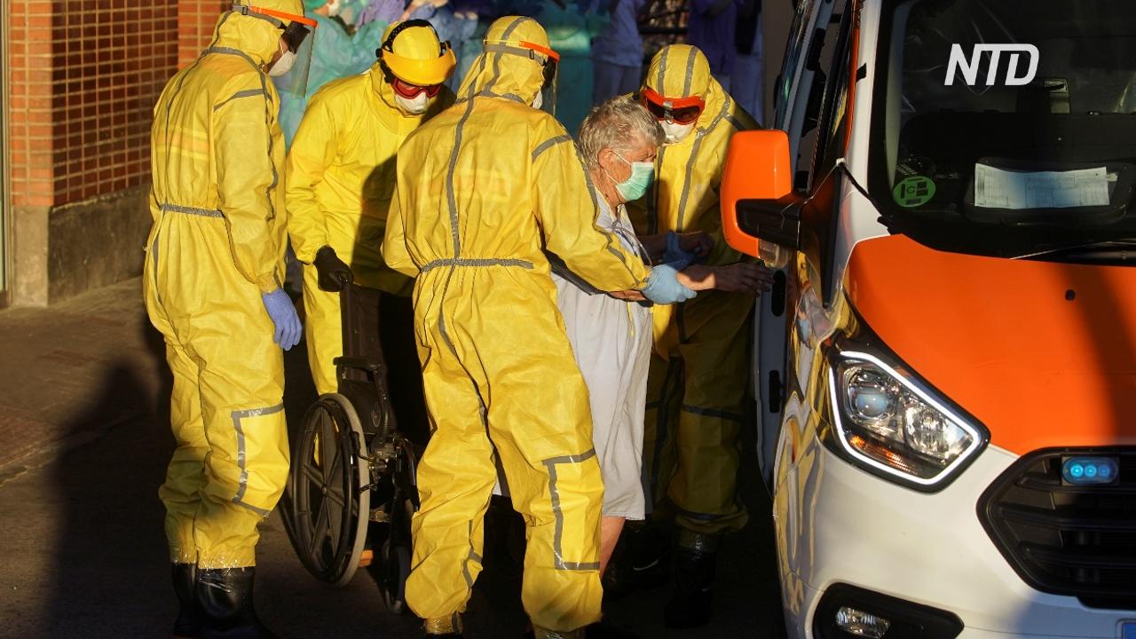 В Турции от COVID-19 за сутки умерло 63 человека