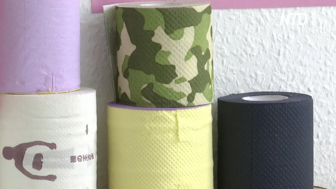 Звёздный час необычной коллекции: немка 30 лет собирала туалетную бумагу