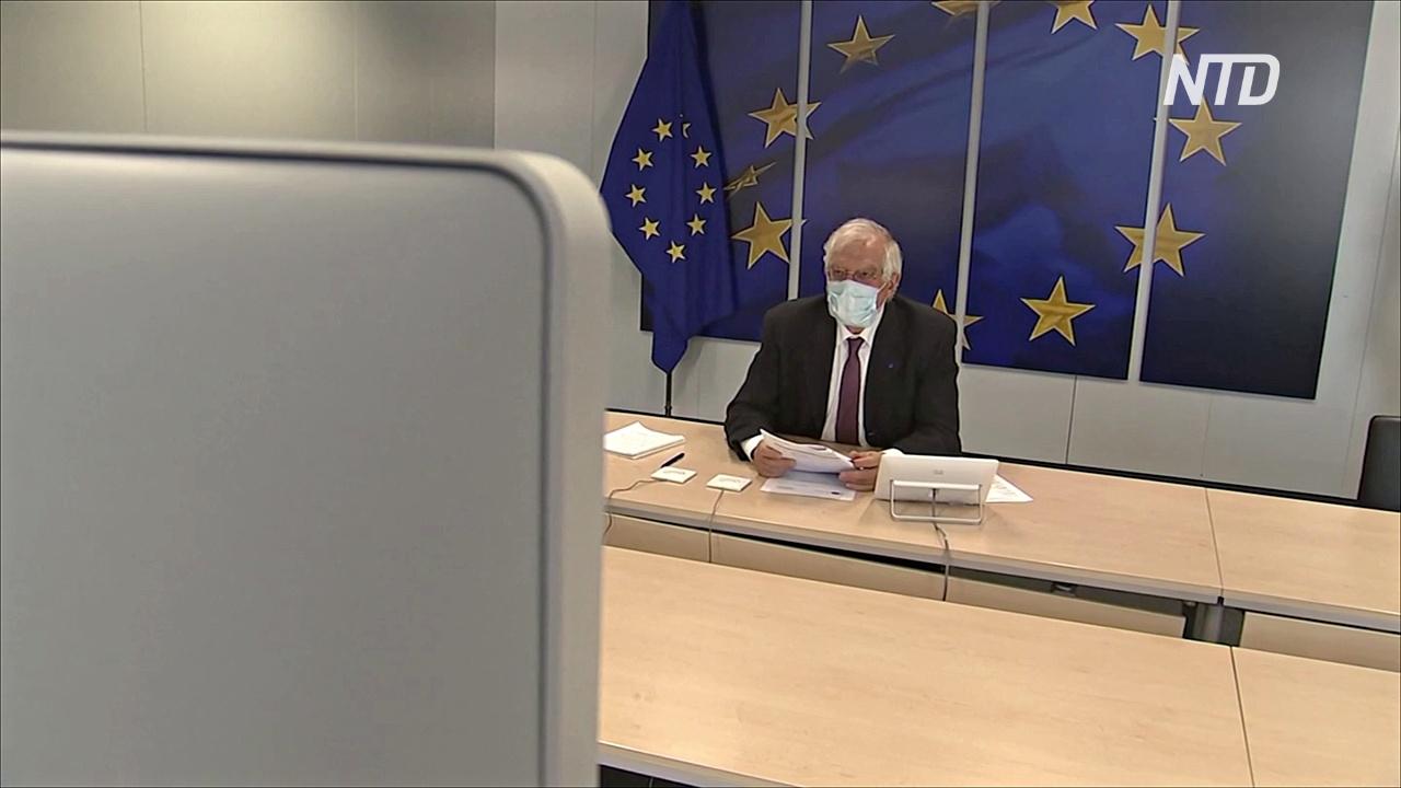 ЕС выделит странам мира 20 млрд евро для противостояния коронавирусу