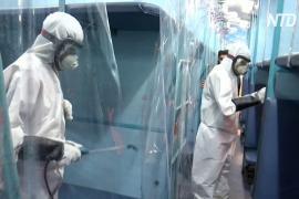 В Индии старые вагоны переоборудуют в изоляторы для больных COVID-19
