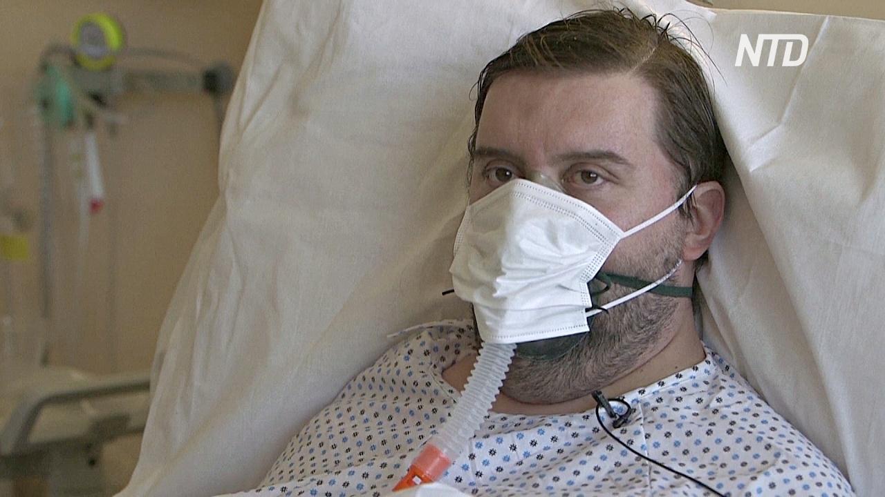 Врач из Ломбардии: «Я падал прямо в объятия болезни»