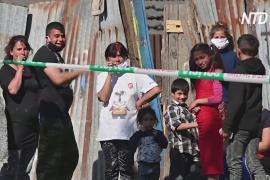 Словакия закрывает на карантин цыганские посёлки