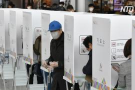 Эпидемия коронавируса: во Франции спад, Борису Джонсону уже лучше, в Южной Корее прошли выборы