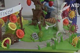 Оставайся дома и ешь шоколад: как бельгийские кондитеры подготовились к Пасхе