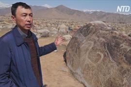 Сад камней на площади в 60 гектаров: кыргызский музей под открытым небом