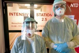 Смертность от коронавируса в Германии в разы ниже, чем в соседних странах