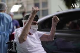 «Труднее, чем победить в войне»: 99-летний бразилец вылечился от коронавируса