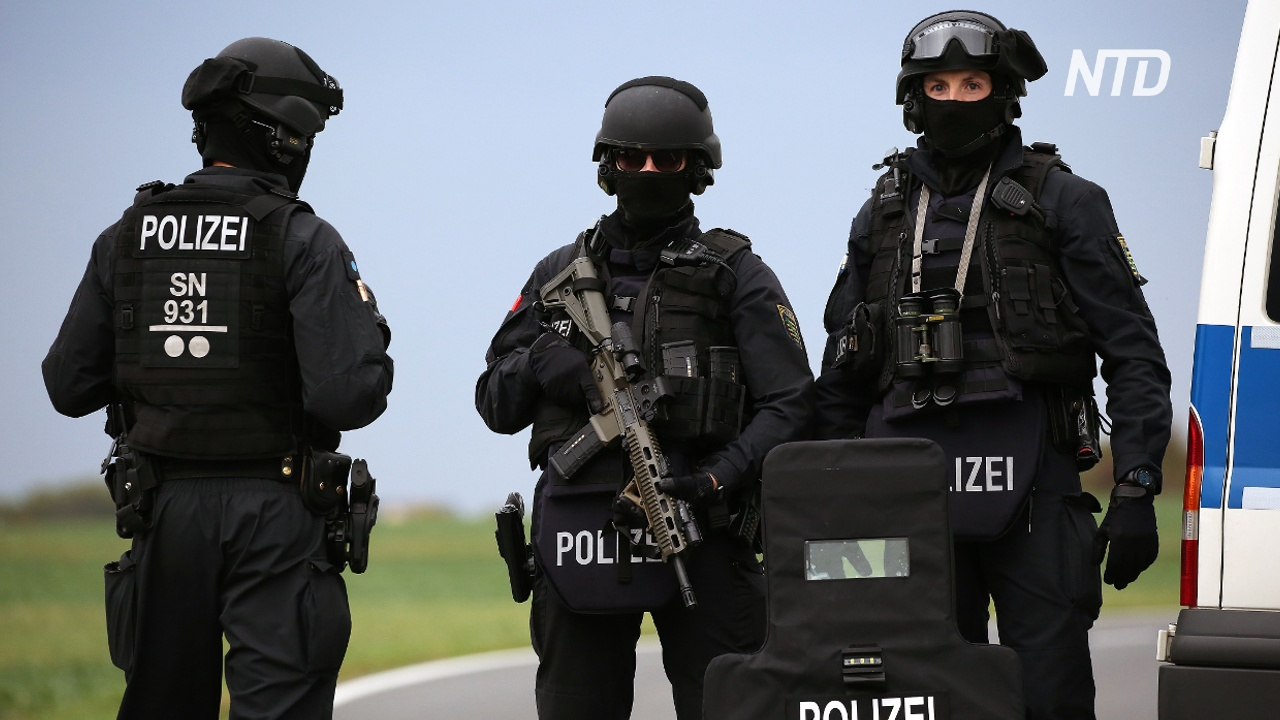 В Германии арестовали четверых таджиков, подозреваемых в связях с ИГ