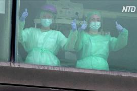 В Европе жертв коронавируса становится меньше