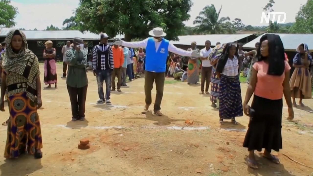 УВКБ ООН: неспокойная обстановка в ДР Конго мешает борьбе с коронавирусом