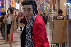 Курьер и повар: как японский комик выживает в условиях эпидемии