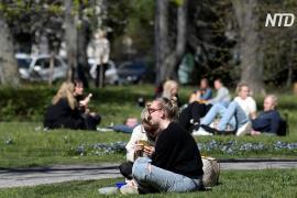 Власти Швеции видят пользу в отказе от жёсткого карантина