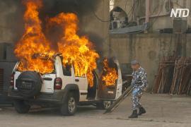 В Ливане вспыхнули протесты против безработицы и бедности