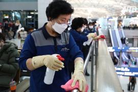 В Южной Корее – менее 50 новых случаев COVID-19 за сутки