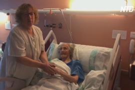 101-летняя испанка победила коронавирус и стала символом надежды