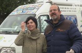 Супруги-путешественники застряли в Стамбуле, но не отчаиваются