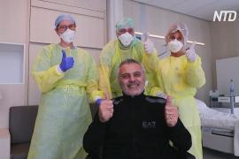 «Думал, что больше не проснусь»: бельгийский врач вылечился от COVID-19