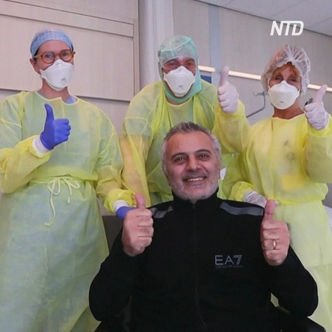Бельгийский врач вылечился от COVID-19 и поделился воспоминаниями