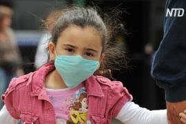 Детям в Испании разрешили выходить на улицы