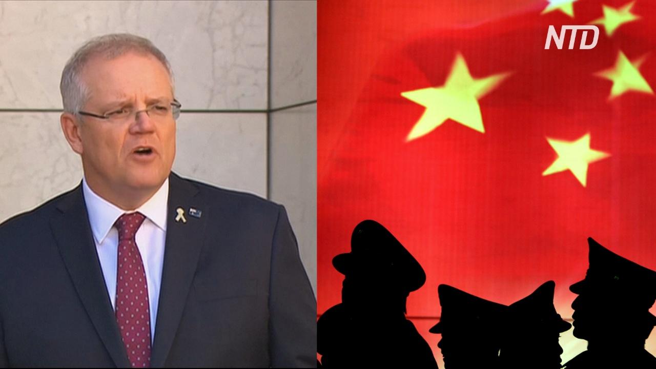 Австралия призывает расследовать причины возникновения пандемии
