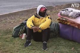 Застрявшие в Чили боливийцы: «Мы хотим жить»