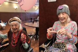 101-летняя бабушка пережила две пандемии и вылечилась от COVID-19