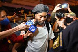 Бразильский футболист Роналдиньо впервые прокомментировал свой арест в Парагвае