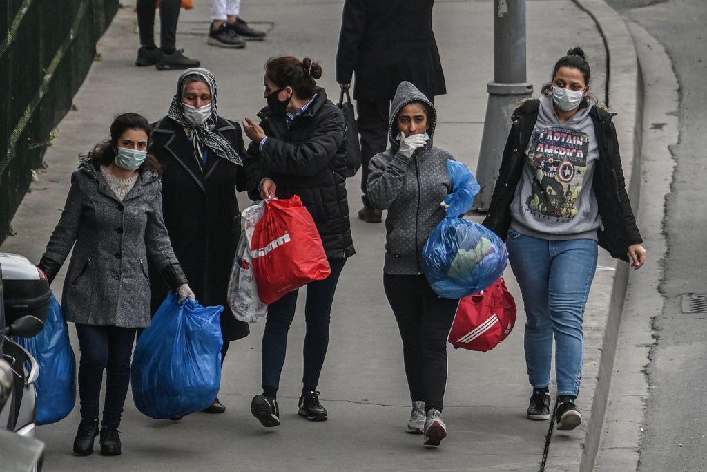 90 000 заключённых выпустят в Турции из-за пандемии