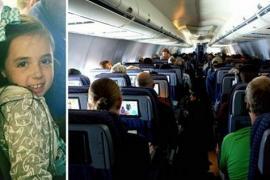 Что помогло ребёнку избавиться от страха во время полёта