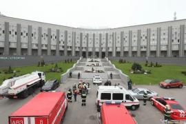 В России после пожаров в больницах проверят качество ИВЛ