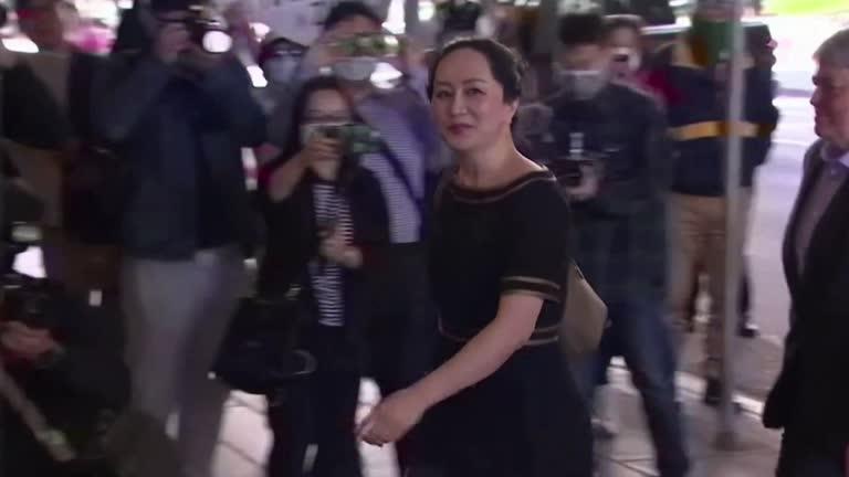 Финдиректор Huawei Мэн Ваньчжоу на шаг приблизилась к экстрадиции в США