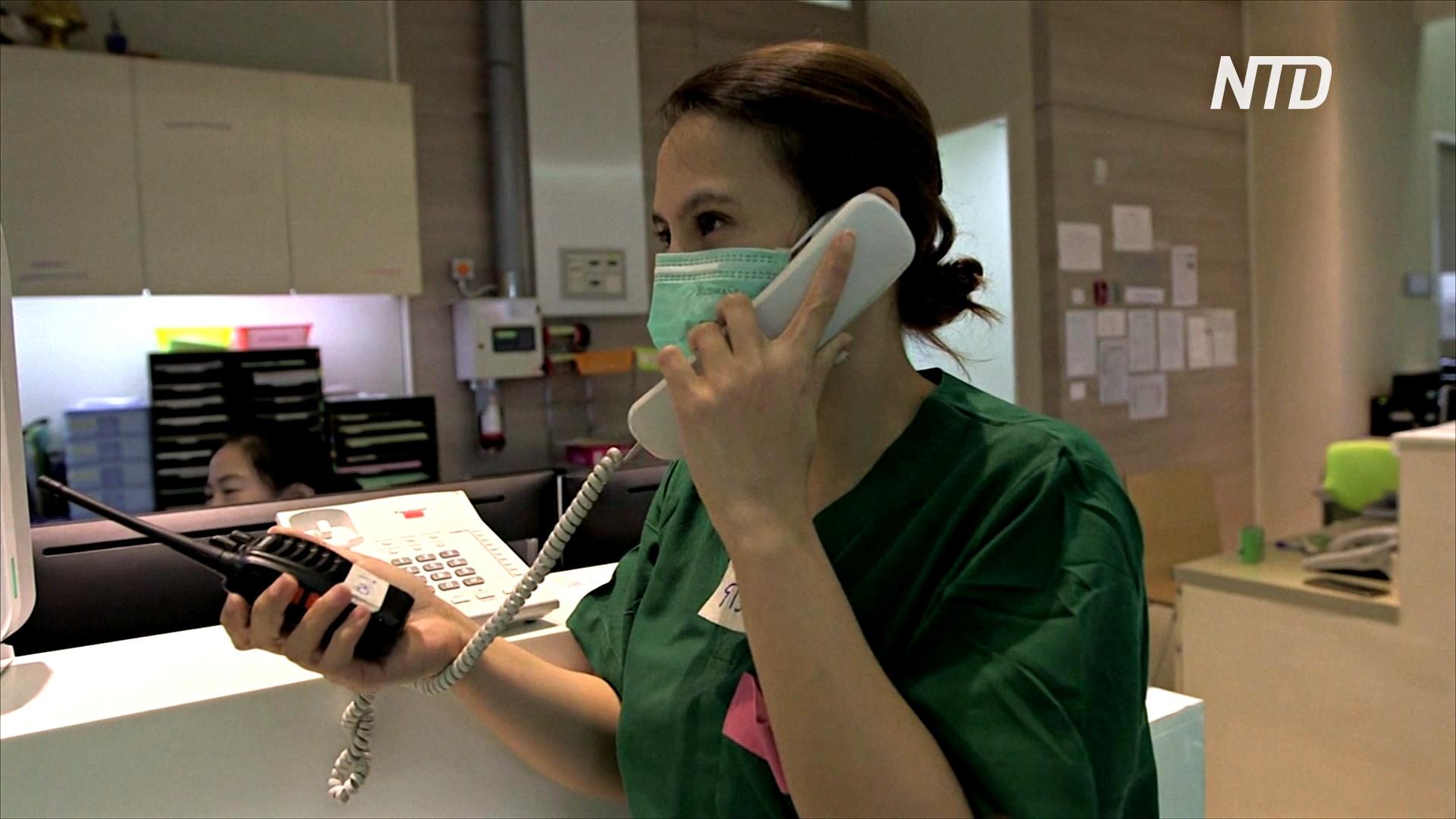 На передовой битвы с коронавирусом: история тайской медсестры