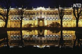 В Петербурге на ночь отключают подсветку архитектурных достопримечательностей