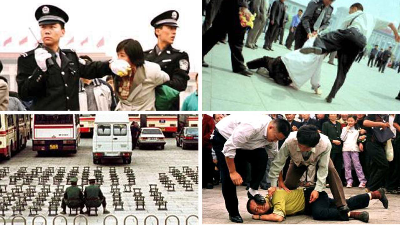 Комиссия США призывает наложить на китайских чиновников санкции за религиозные гонения