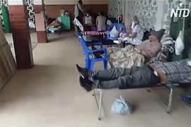 Пациенты в коридорах и нехватка кислорода: коронавирус в перуанской Амазонии