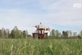 Один в поле: шведская пара открыла безопасный ресторан