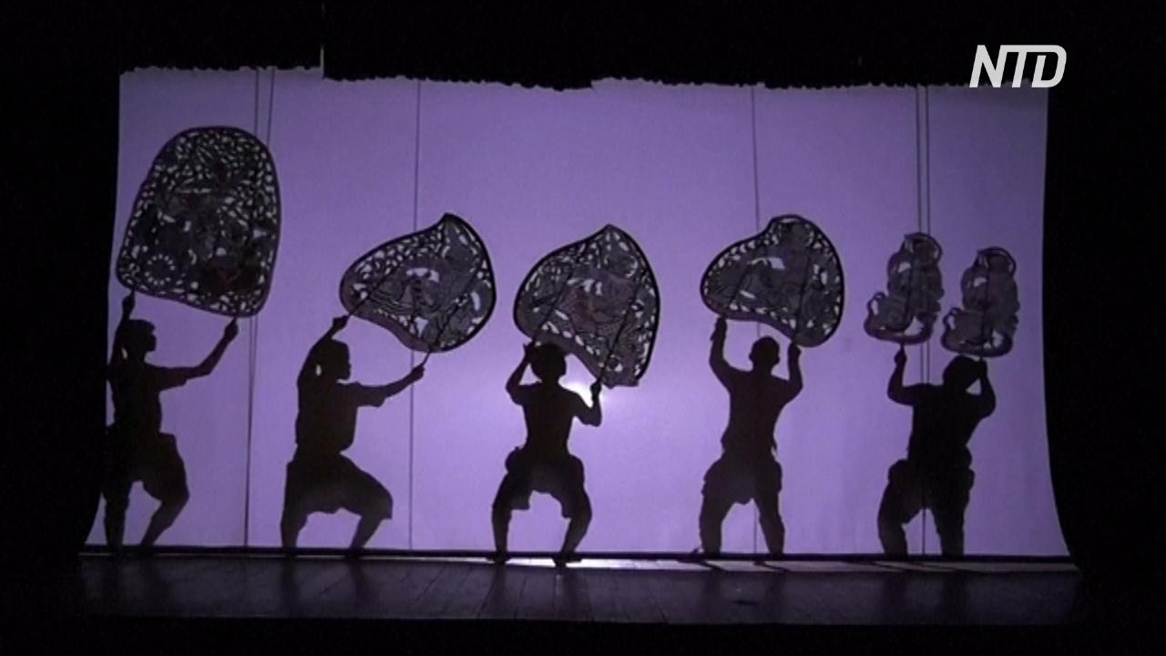 В Камбодже театры теней погрузились в кризис из-за пандемии