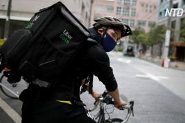 В ожидании Олимпиады: как японский фехтовальщик стал курьером