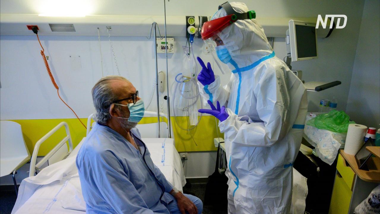 В Испании впервые за два месяца – менее 100 умерших от COVID-19 за сутки