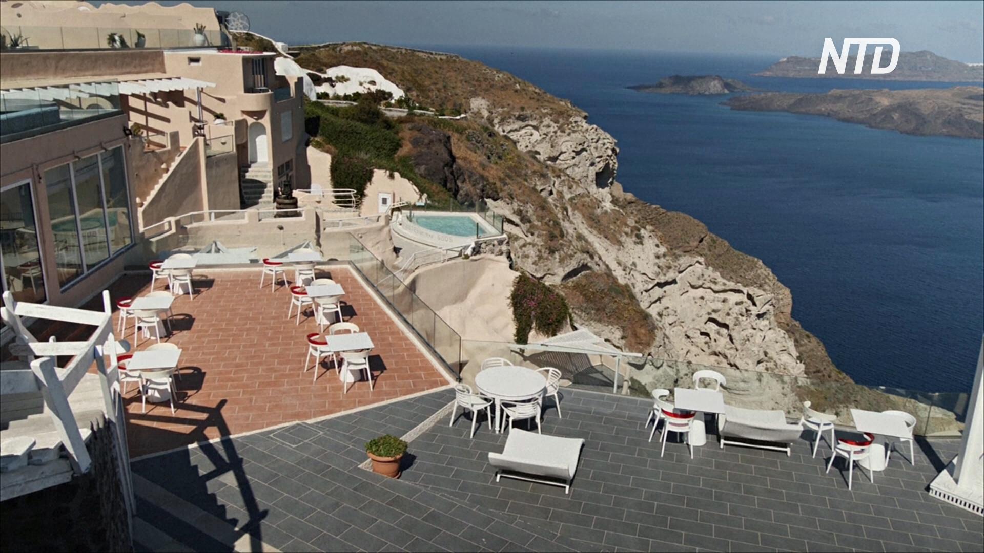 С 15 июня Греция открывает отели и начинает принимать туристов