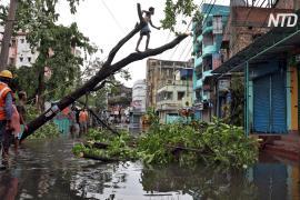 Число жертв циклона «Амфан» превысило 80