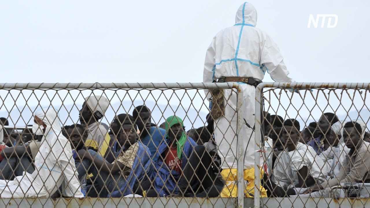 УВКБ ООН призвало Мальту принять суда со 160 экономическими мигрантами