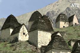 «Город мёртвых» напоминает жителям осетинского села о прошлых эпидемиях